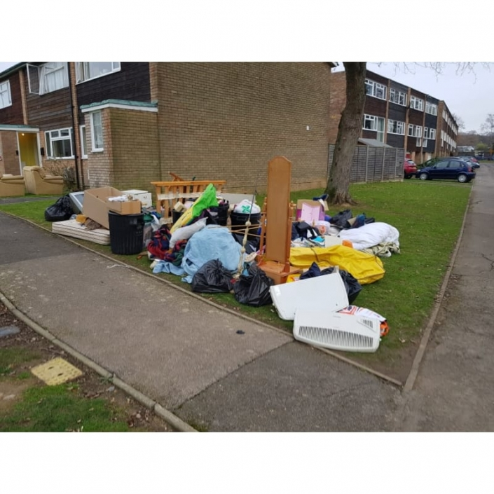 Any Rubbish Removed