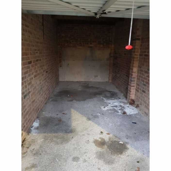 Garages Cleared