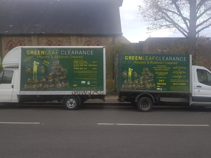 Greenleaf Clearance Multiple Trucks